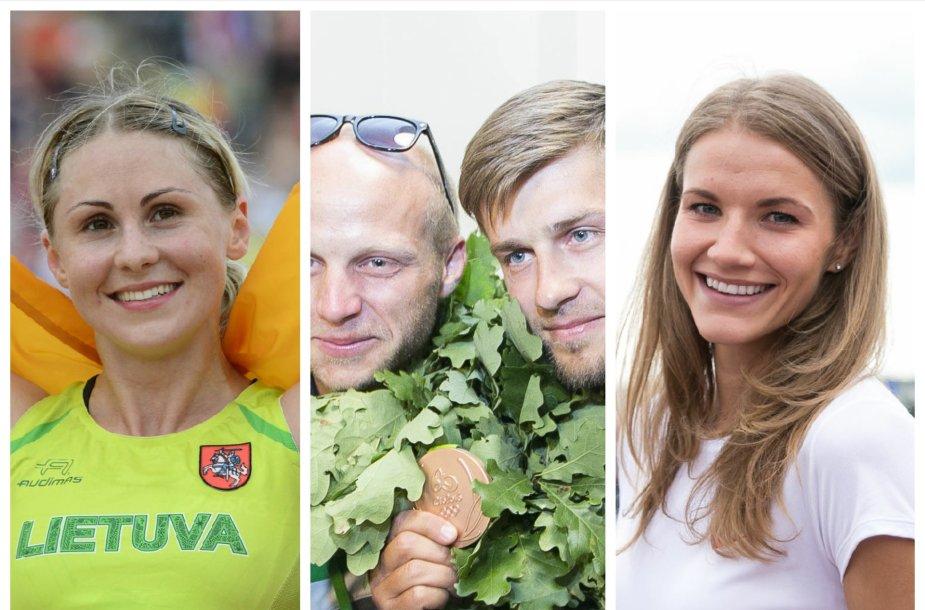 Lietuvos olimpiečiai