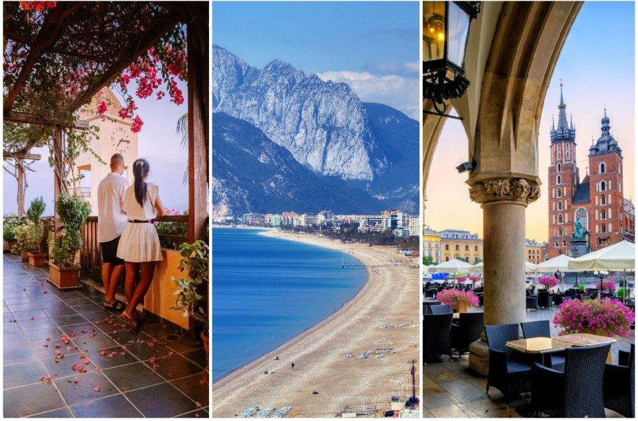 Kur 5* viešbučiai – pigiausi? Sąraše - Kreta, Turkija, Lenkija