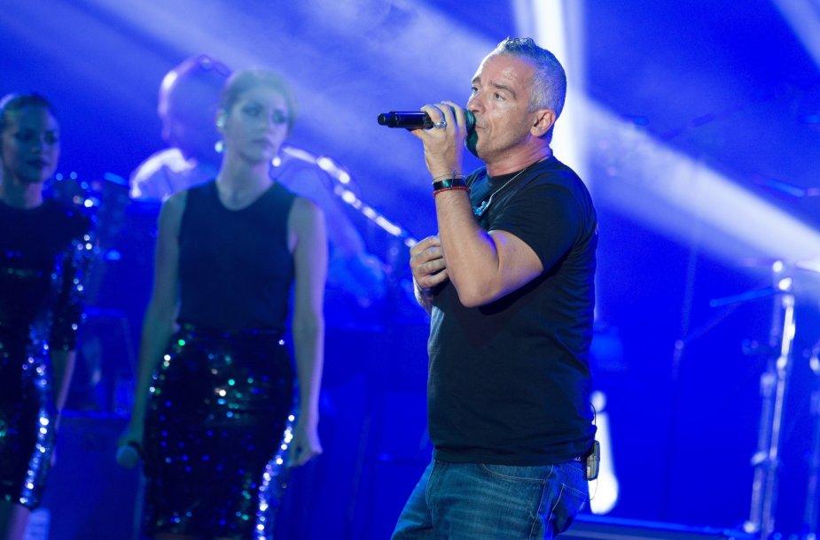 Erosas Ramazzotti švenčia 50-ąjį gimtadienį