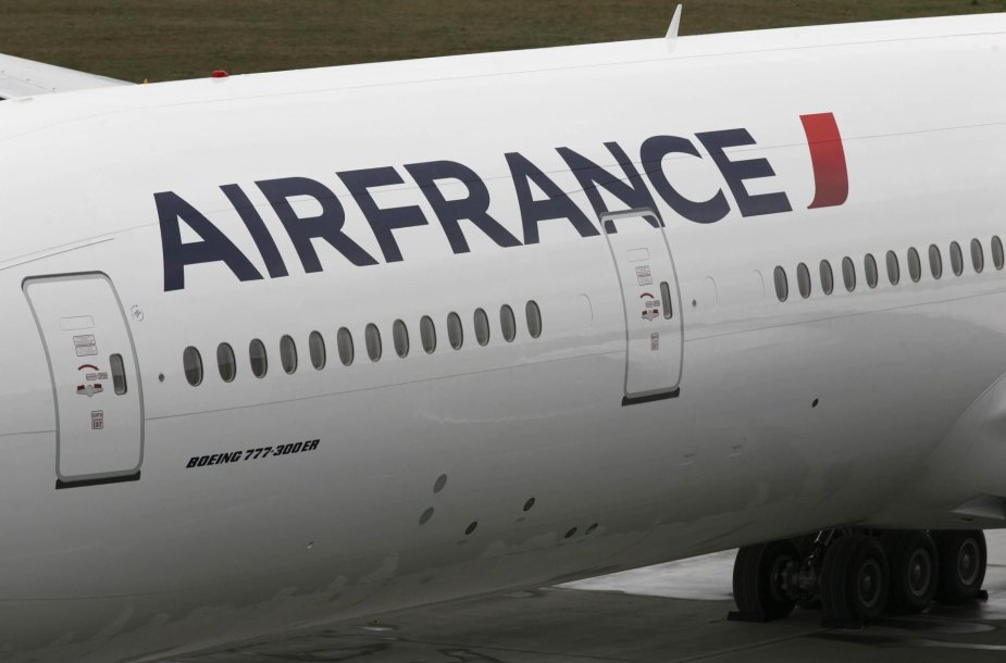 """Air France"" lėktuvas"