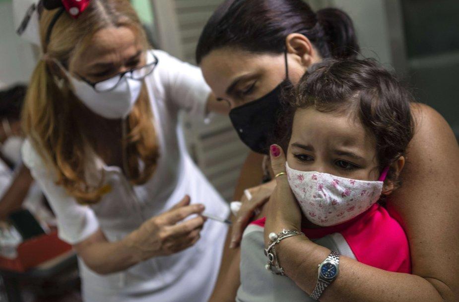 Vakcinacija Kuboje