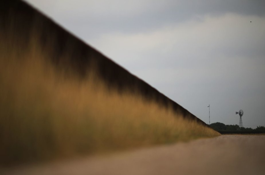 Siena tarp JAV ir Meksikos