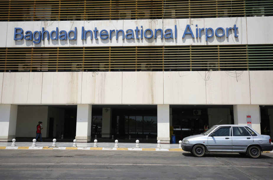 Bagdado oro uostas