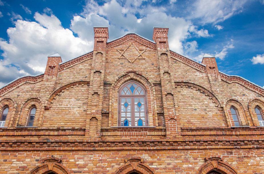 Joniškio sinagoga