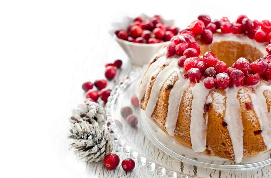 Kalėdinis desertas