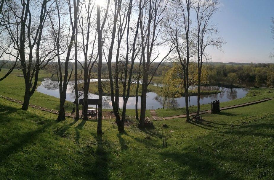Pojūčių takas Krekenavos regioniniame parke