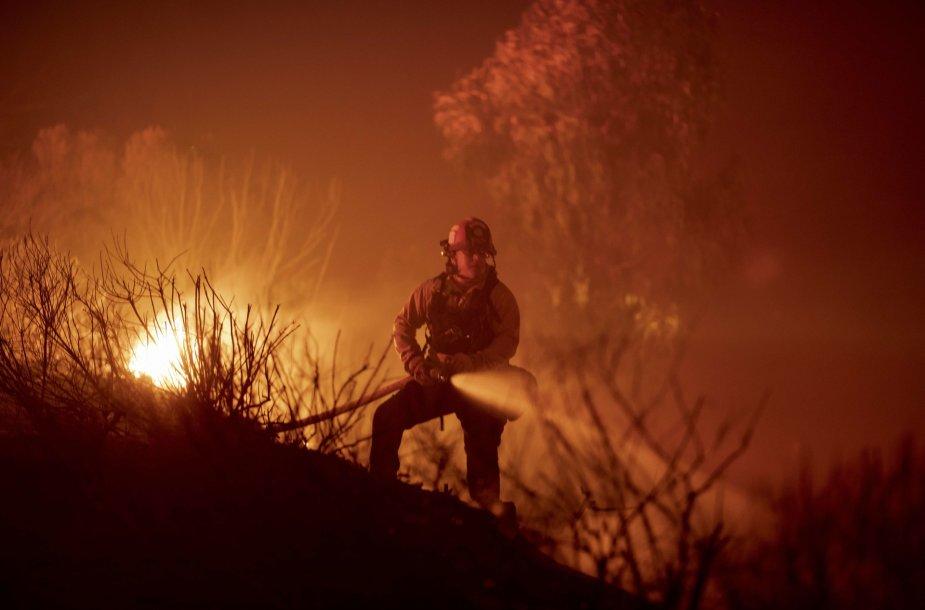 Ugniagesys Kalifornijoje