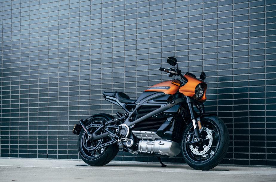 """Harley-Davidson LiveWire"""