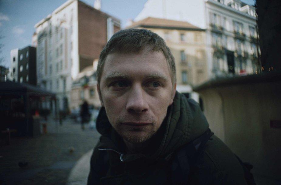 """Kadras iš filmo """"Olegas"""""""