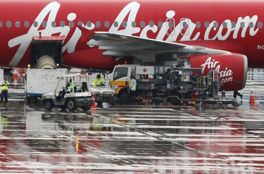 """AirAsia"" lėktuvas"