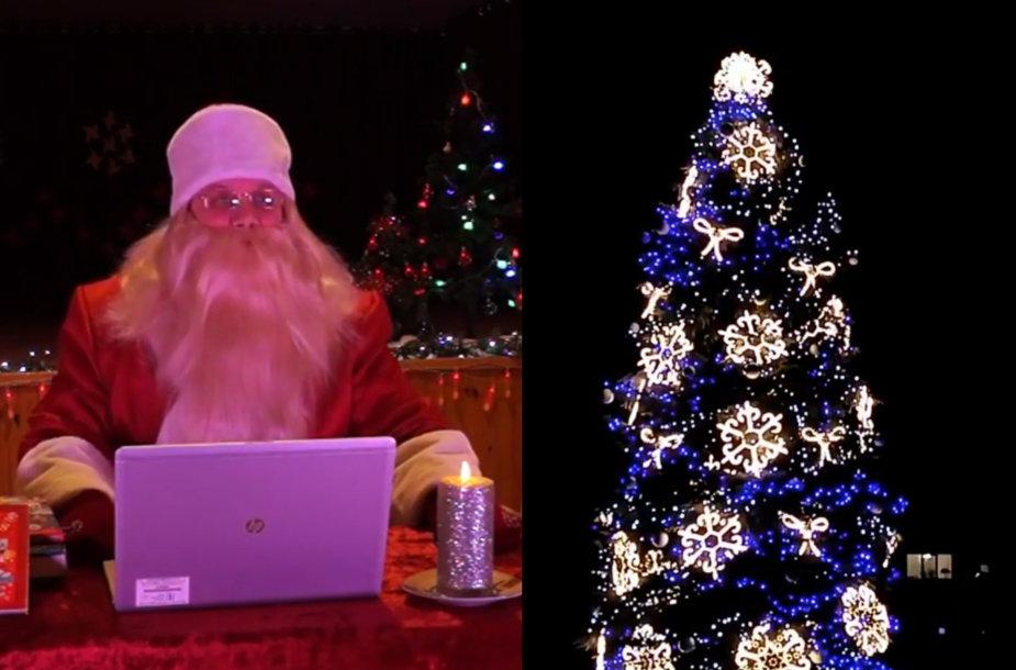 Švenčionėlių kalėdinė eglė