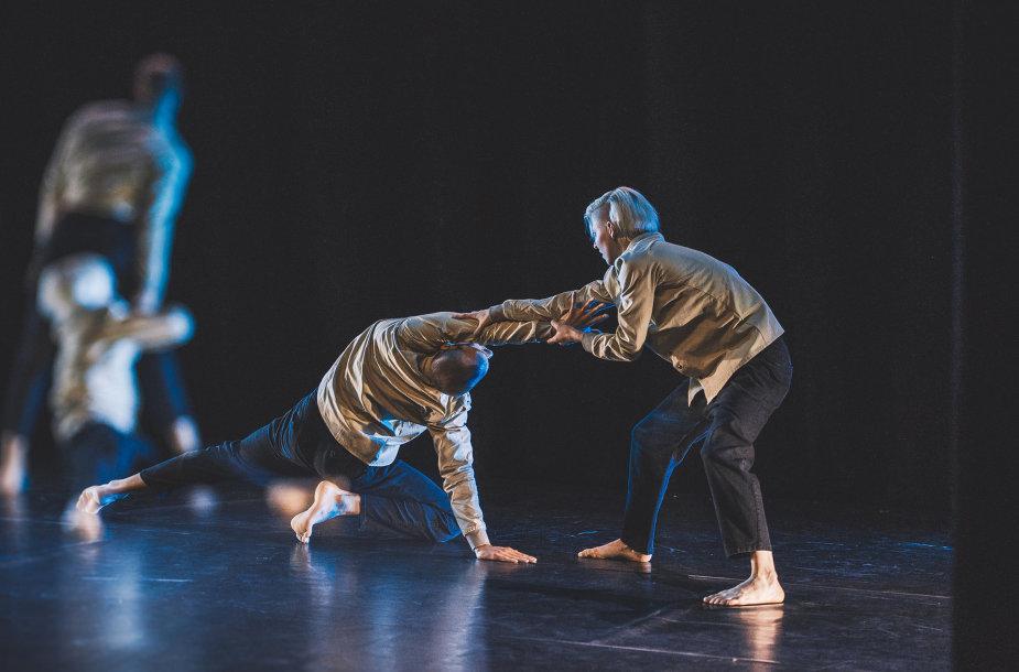 """Šeiko šokio teatras, spektaklis """"Aside"""""""