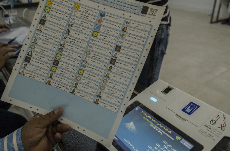 Rinkimai Irake