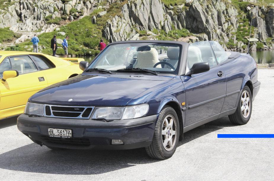 Automobilis SAAB