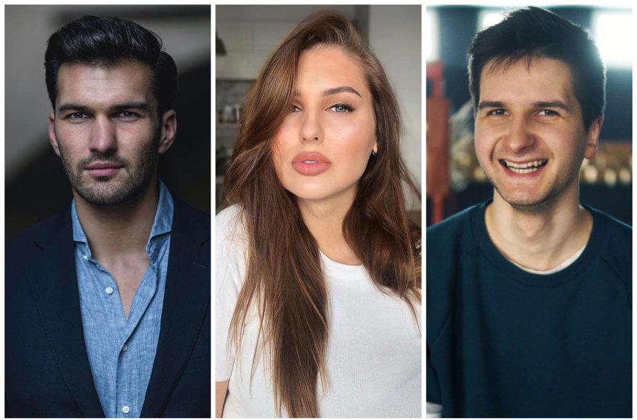 Žilvinas Tratas, Agnė Kulitaitė, Laurynas Zmejauskas