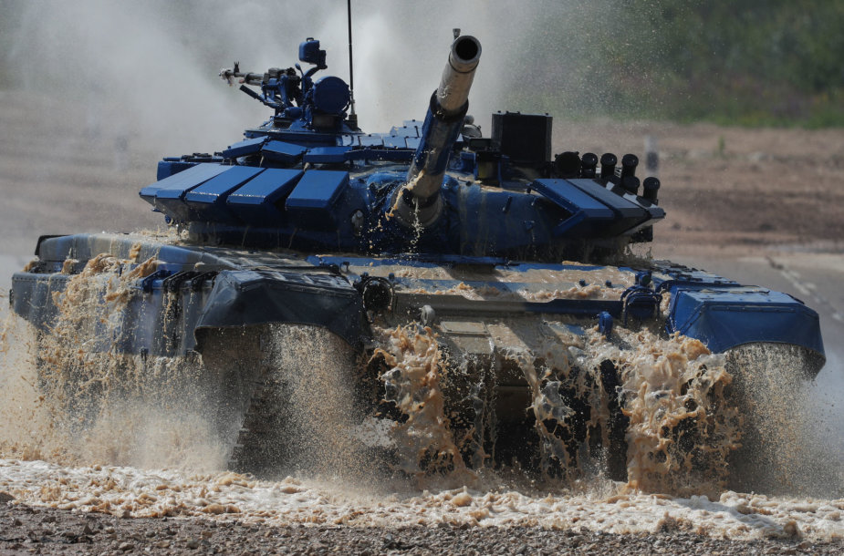 Tankas  T-72B3