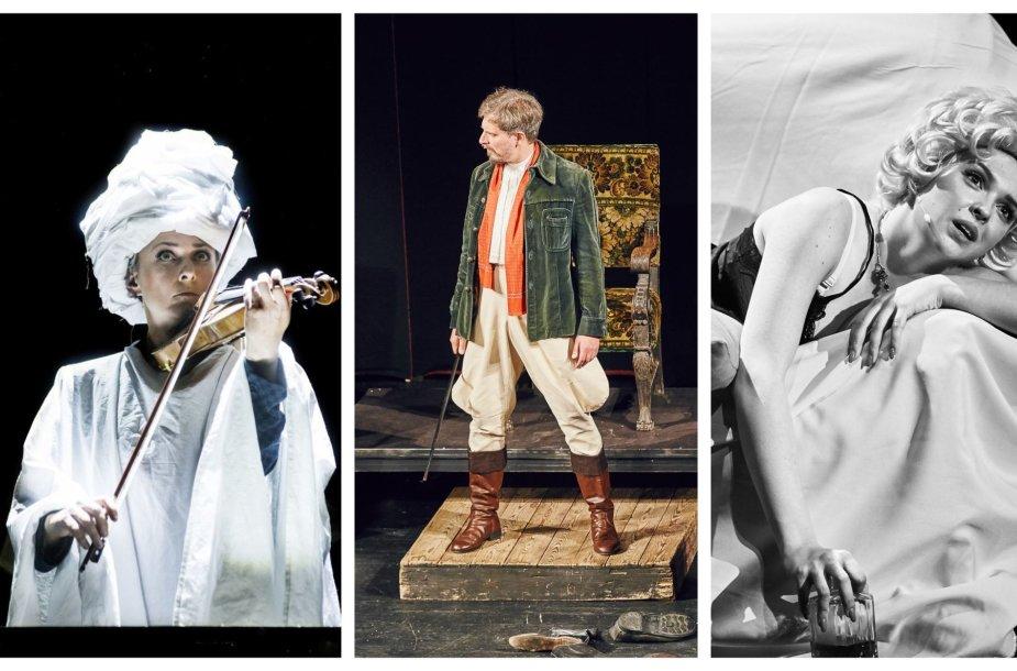 TRANS/MISIJOSE dalyvauja aukščiausios klasės teatrai iš 7 valstybių
