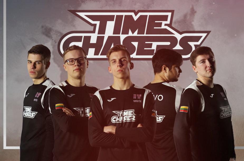 """Timechasers"" CS:GO komanda"