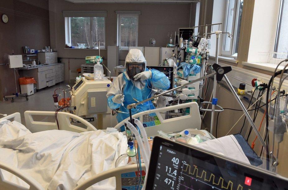 Ligoninė Rygoje