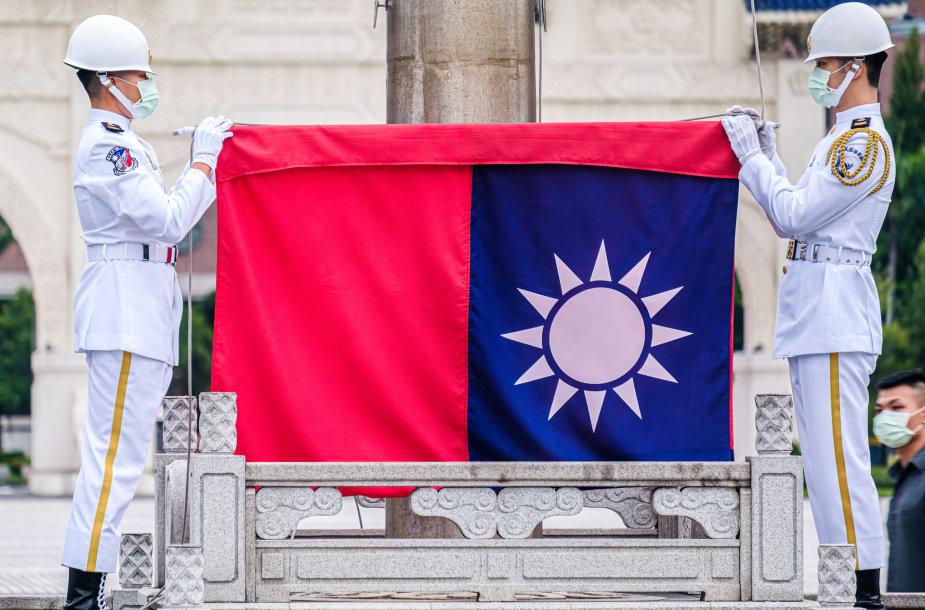 Taivano vėliava