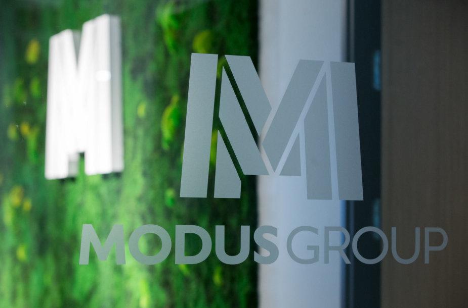 """Naujasis """"Modus Group"""" biuras"""