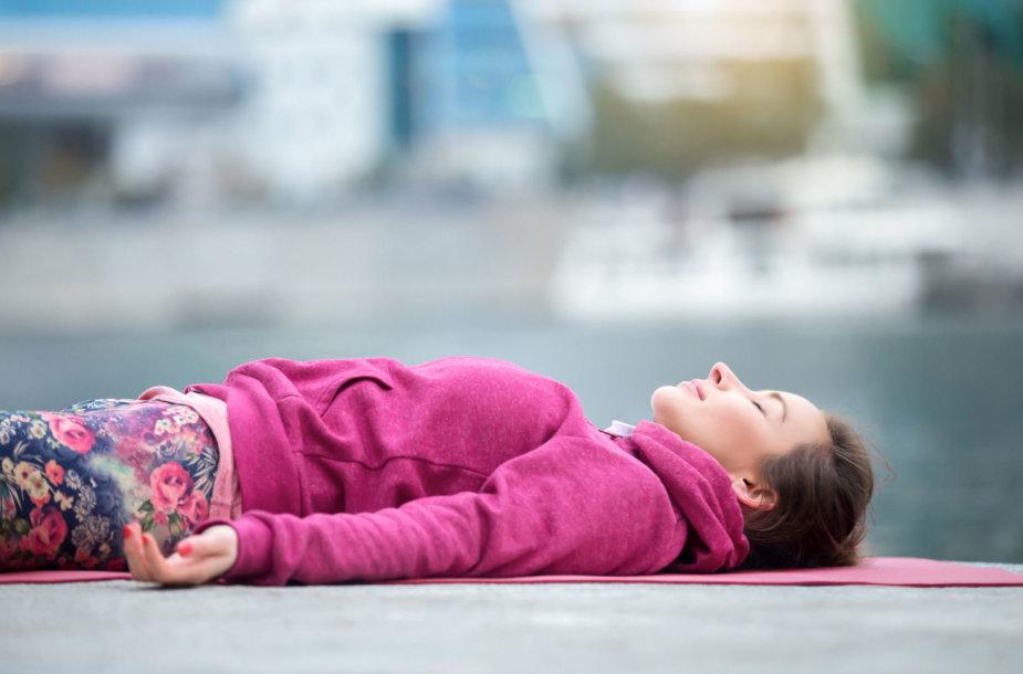 Kvėpavimo praktika