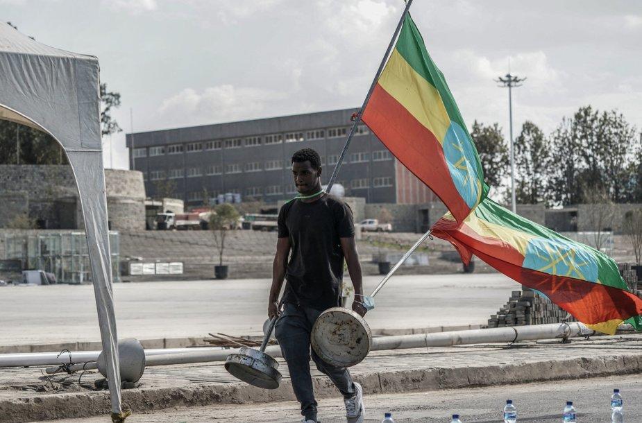 Adis Abeba, Etiopija