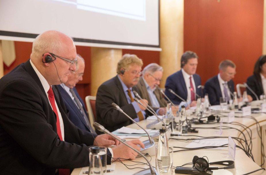 Valdo Adamkaus tarptautinė konferencija