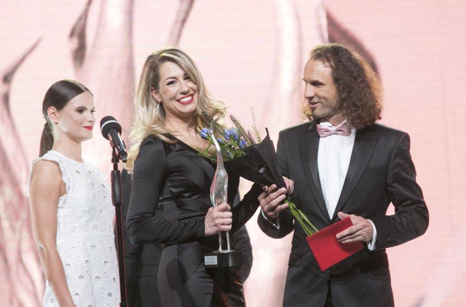 Giedrė Žickytė ir Kęstutis Drazdauskas
