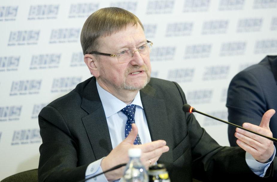 Juozas Bernatonis, LR teisingumo ministras