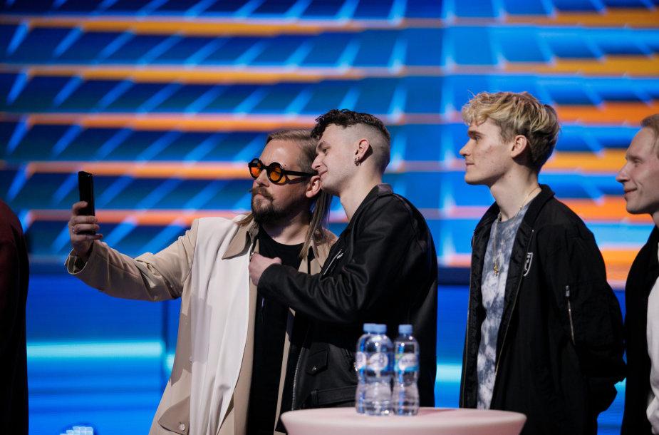 M.A.M.A 2020 muzikos apdovanojimų ceremonija