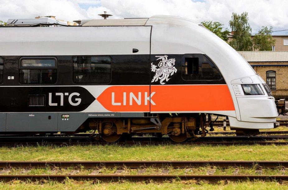 LTG Link traukinys