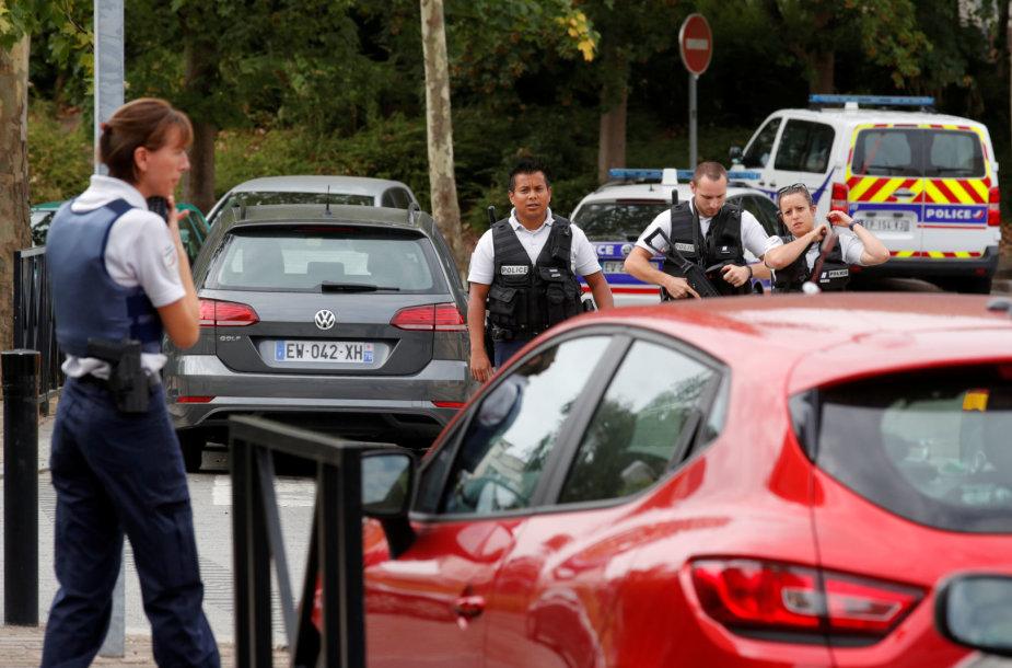 Išpuolis Paryžiaus Trapo priemiestyje