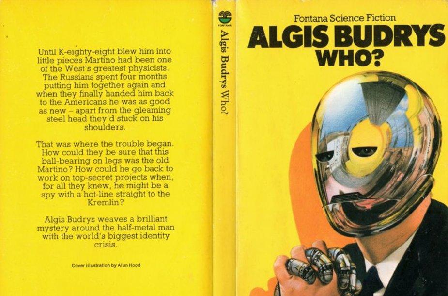 """Algio Budrio knyga """"Kas?"""""""