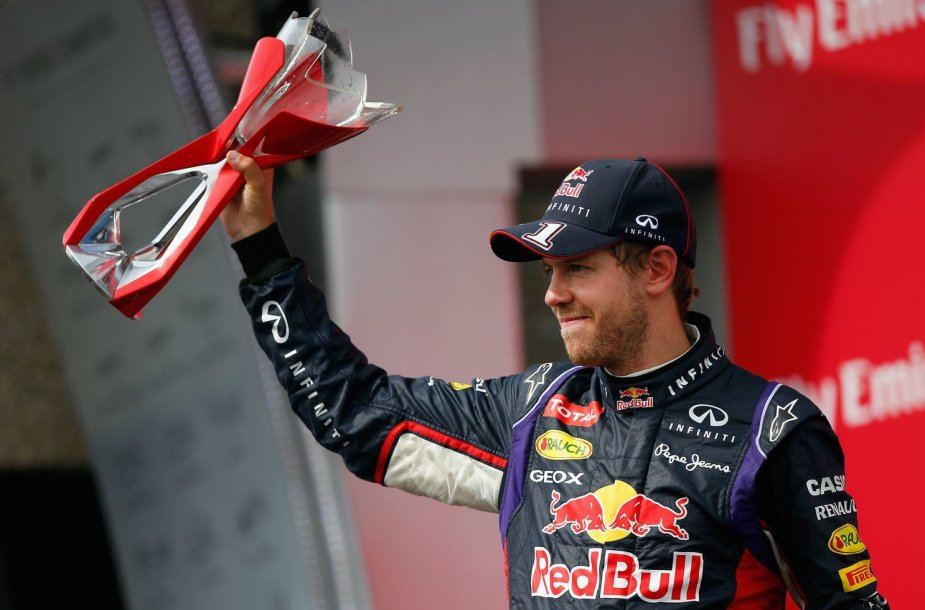 Sebastianas Vettelis