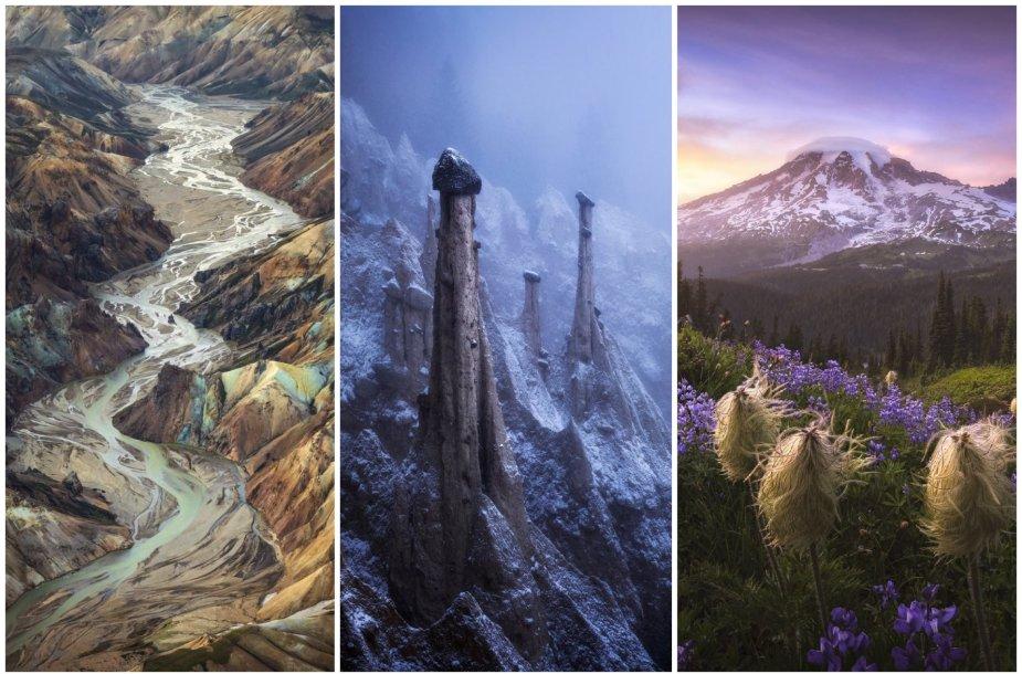 """Atrinkti įspūdingiausi 2020 metų peizažai """"The International Landscape Photographer of the Year"""" konkurse"""