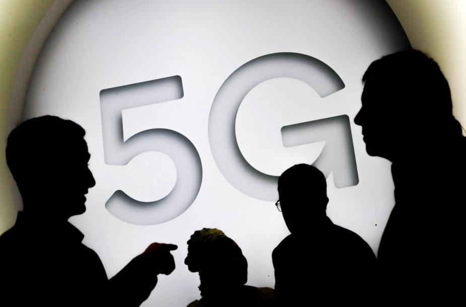 5G mobilusis ryšys