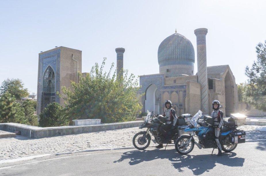 Samarkandas, Uzbekistanas