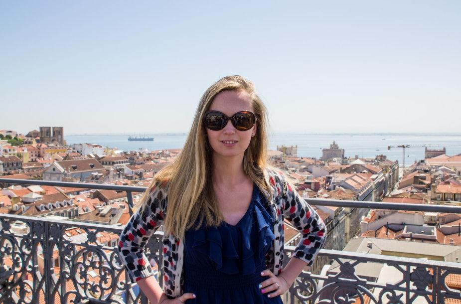 Kelionė Lisabonoje
