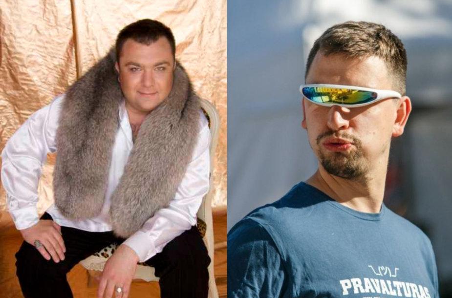 Eugenijus Ostapenko, Vytautas Mikaitis