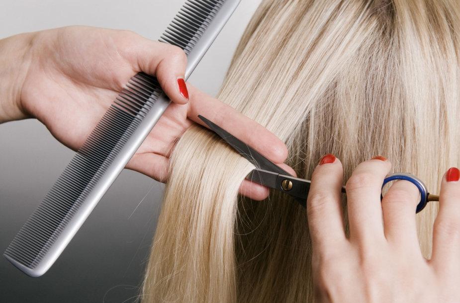 Kerpa plaukus