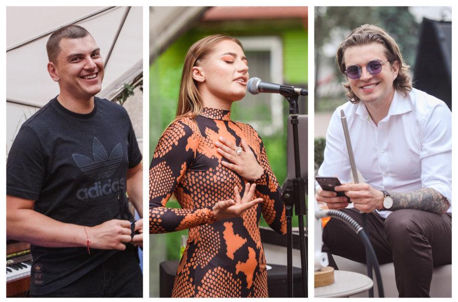 Rolandas Mackevičius, Jessica Shy, Jonas Nainys