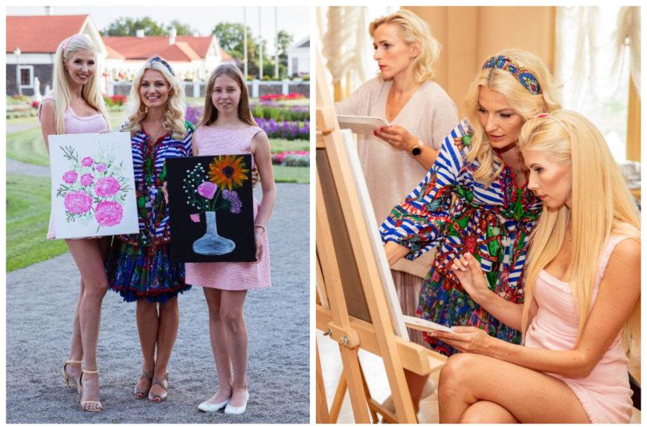 Viktorija Jakučinskaitė ir Inga Stumbrienė
