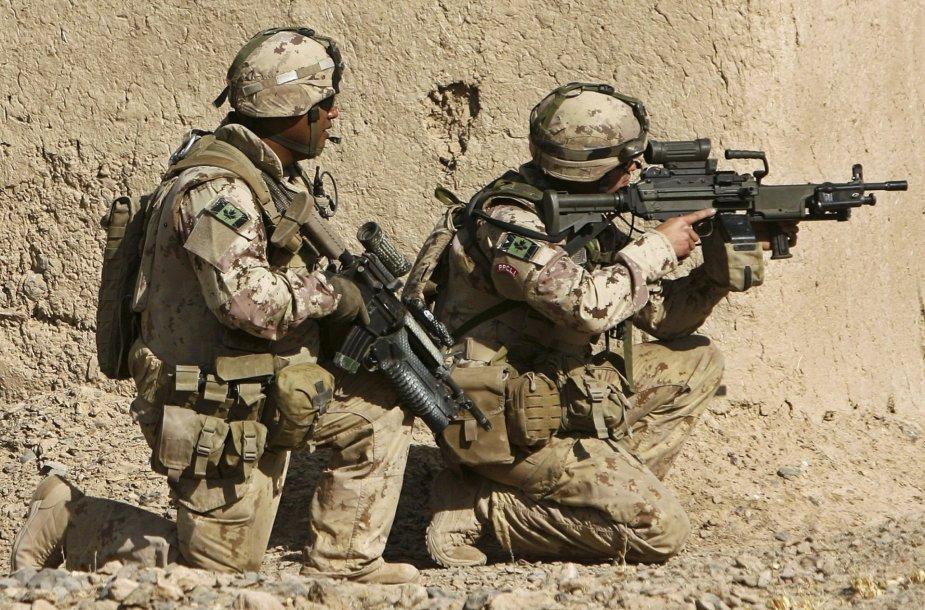 Kanados kariai Afganistane