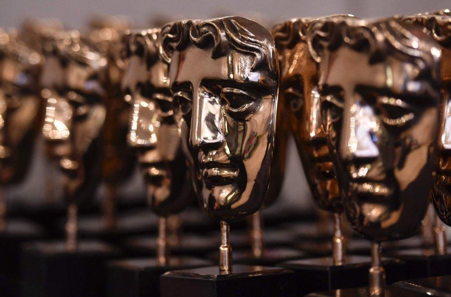 BAFTA apdovanojimų statulėlės