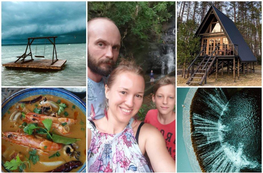 Savaitgalis Lietuvoje Tailando stiliumi: kur valgyti, apsistoti ir ką pamatyti?
