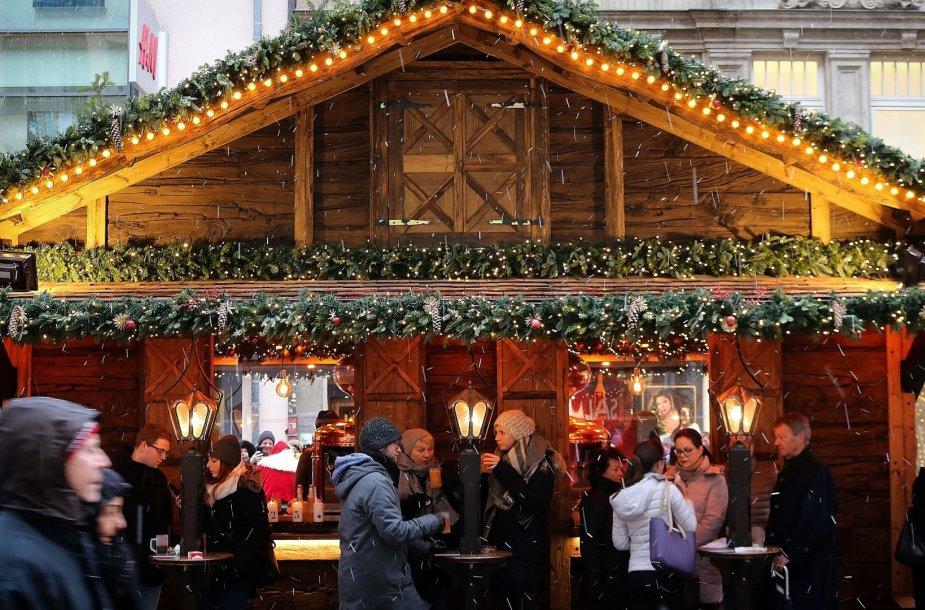 Kalėdų mugė Miunchene