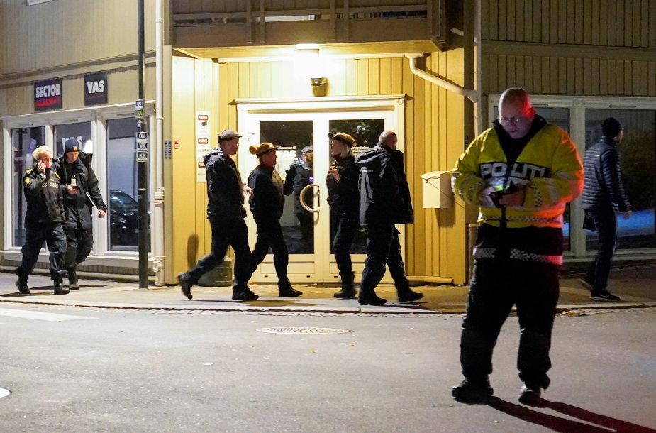 Išpuolis Norvegijoje