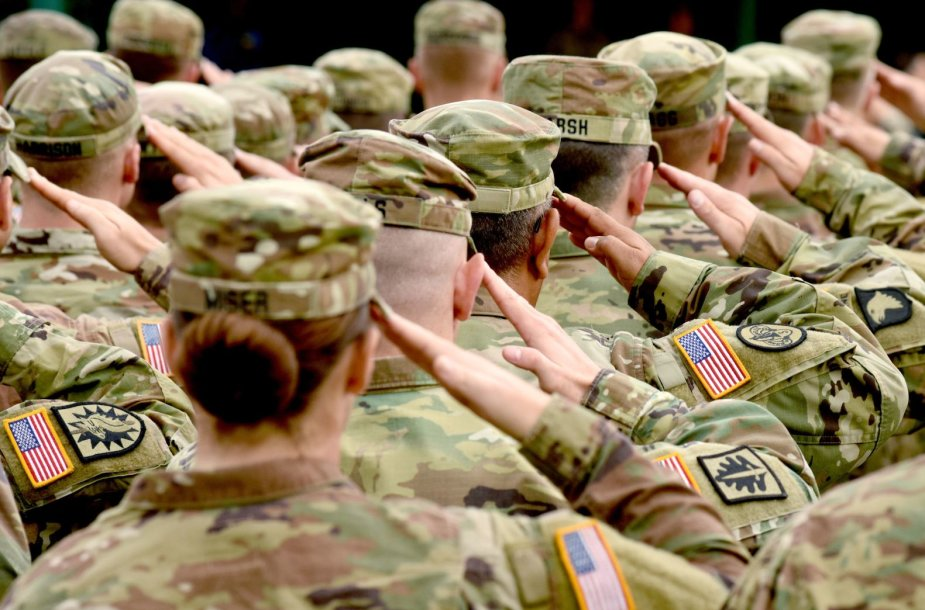 JAV kariai Ukrainoje