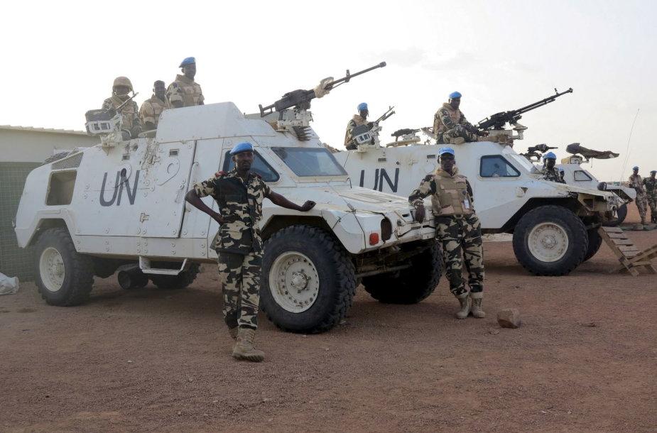 Taikdarių pajėgos Malyje